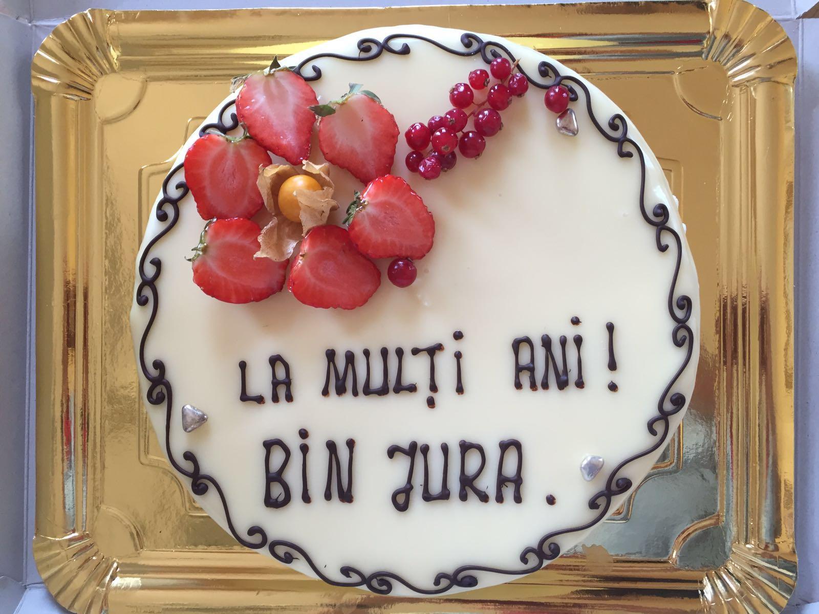 BIN Jura – 4 Ani La Multi Ani!